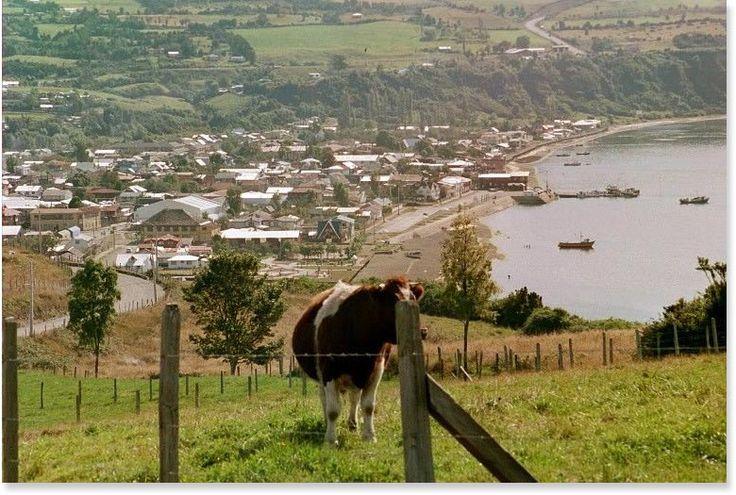 Achao, Chiloé.