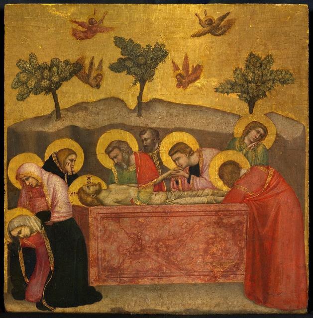 giotto pentecost