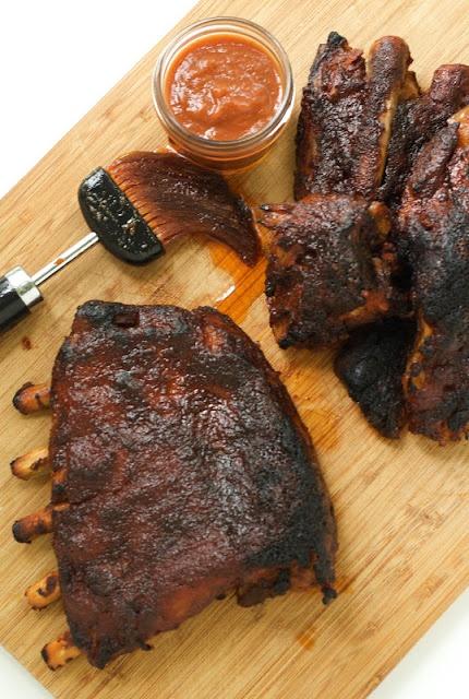 Slow Cooker (Crockpot) BBQ Ribs