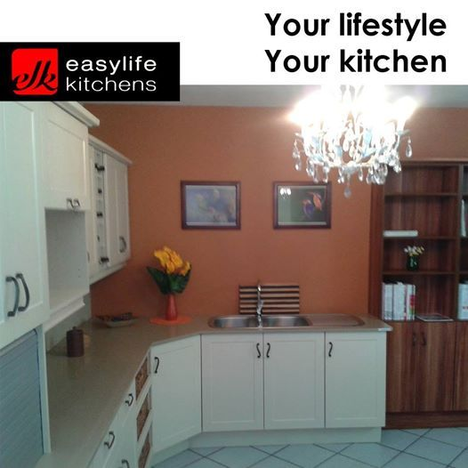 With modern technology Easylife Kitchens George can design a 3D image of the kitchen that would suit your home on a computer and give you a preview of what it will look like before it is built. Contact us to assist in the design of your new kitchen. #lifestyle #designerkitchens