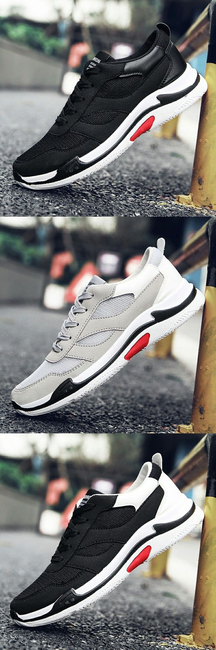 US $ Prikol Swag Style Men Sport Shoes Spring Autumn Breathable Mens Flats  Shoes… -