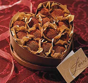 Milk Chocolate Espresso Truffles. Love that they can made ahead. Chill in covered container up to 1 week or freeze up to 1 month.