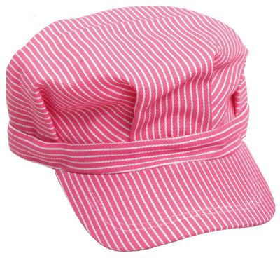 engineer train hat