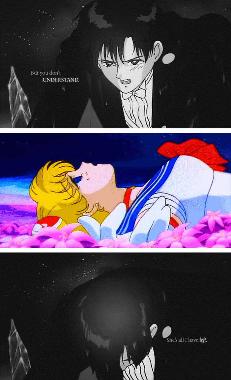 Sailor Moon R the Movie: The Promise of the Rose<3
