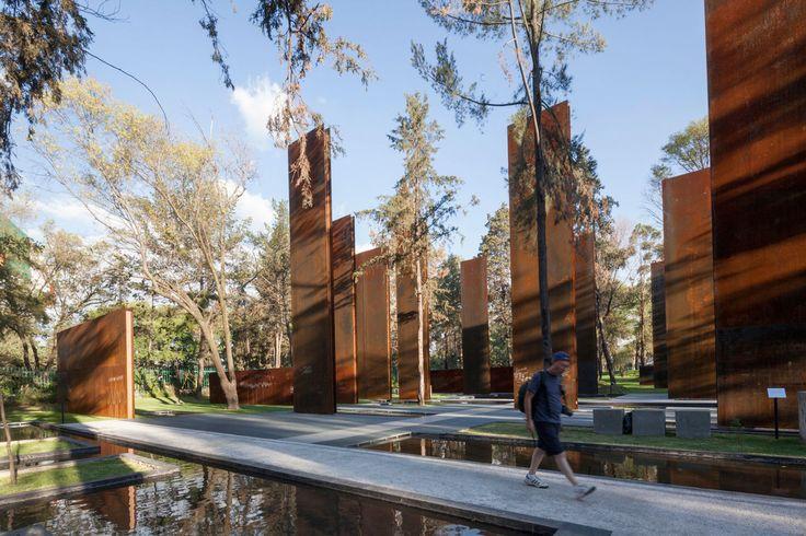 Sandra Pereznieto, Gaeta Springall Arquitectos · Memorial to Victims of Violence in Mexico · Divisare
