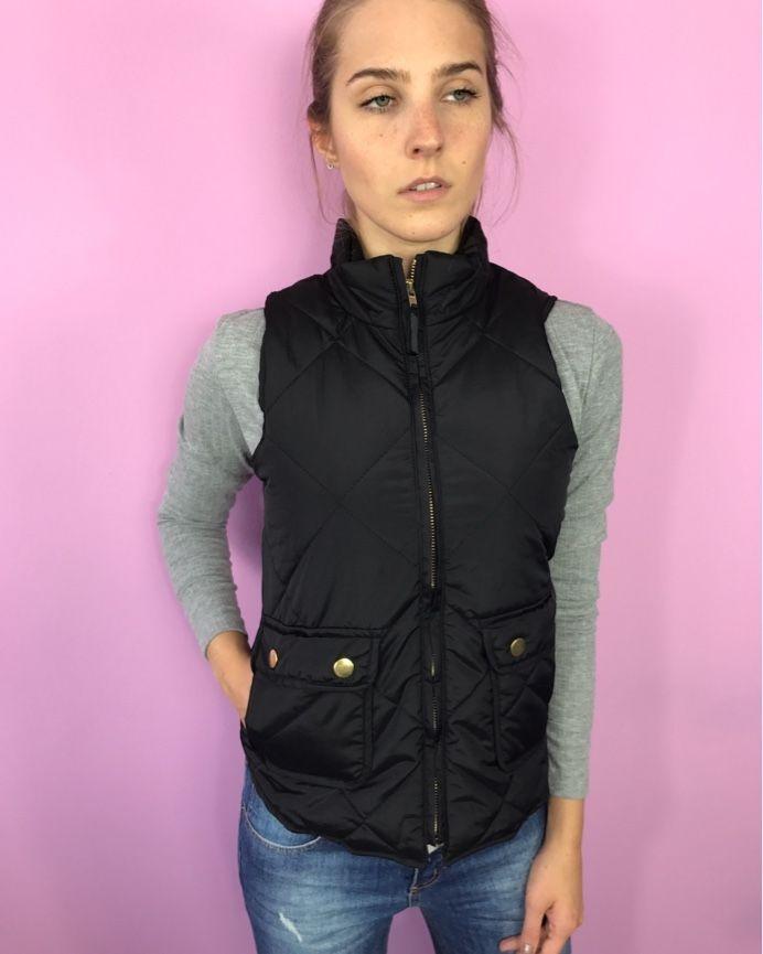 """36 curtidas, 1 comentários - coleteria ♡ (@coleteria) no Instagram: """"Nosso colete de nylon acolchoado + nossa manga pra colete = casaco lindo! 😍 www.coleteria.com.br…"""""""