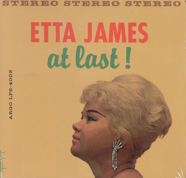 Love This Song Etta James At Last