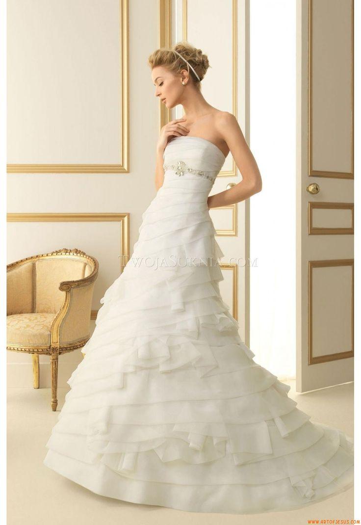 Wedding Dress Luna Novias 113 Tanger 2013