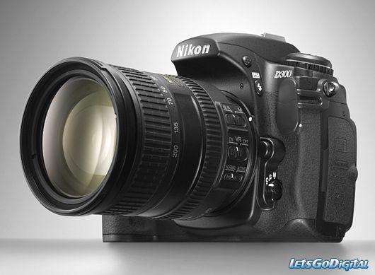 Nikon D300 DSLR I got me one of these :)
