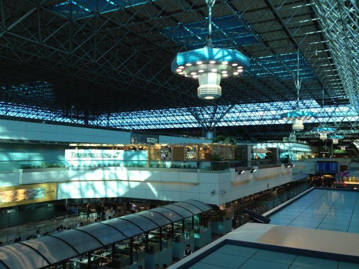 臺灣桃園國際機場 Taiwan Taoyuan International Airport (TPE) in 桃園縣, 桃園縣