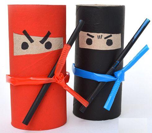 Ninja Yapıyorum KENDİN YAP, ÖĞREN, EĞLEN!