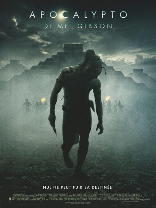 Apocalypto (2006), de Mel Gibson.