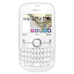 Buy Tesco Mobile Nokia Asha 201 White from our Pay as you go Mobiles range - Tesco.com