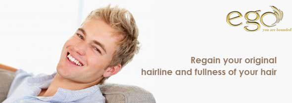 Regain of hair make you feel young... Take the ‪#‎hair‬ ‪#‎transplant‬ surgery at Egowellness.