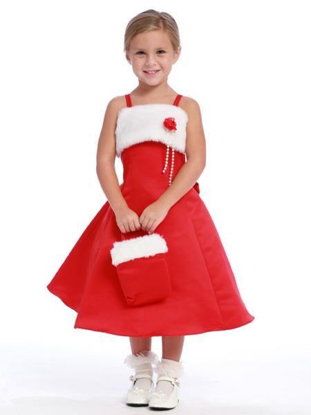 Детские стихи о платье