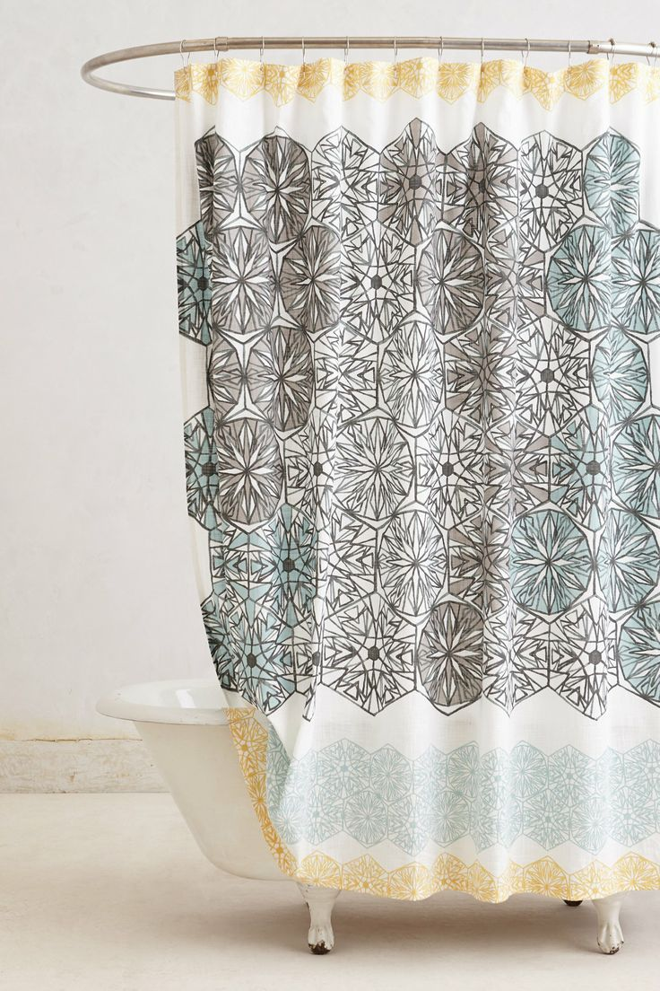 Shop Unique Shower Curtains In Patterns Aplenty—from Fresh Florals To  Breezy Boho Styles