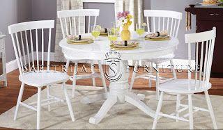 Safitrijati Furniture: Motif Kursi Makan Mewah Minimalis eropa