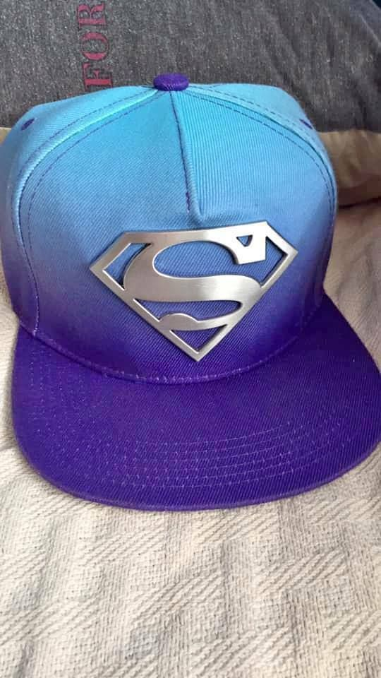 764b74ba67432b DC Comics Superman Metal Badge Snapback Cap #fashion #clothing #shoes  #accessories #mensaccessories #hats (ebay link)