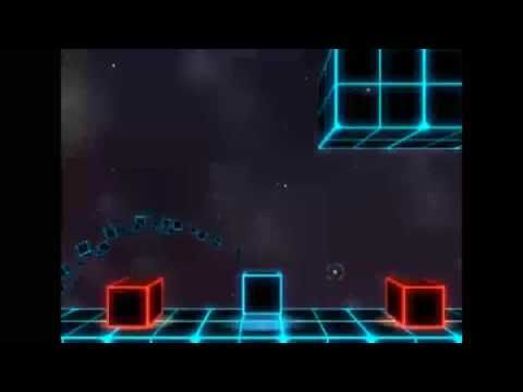 Cube Runner Game Play; levels 10-19