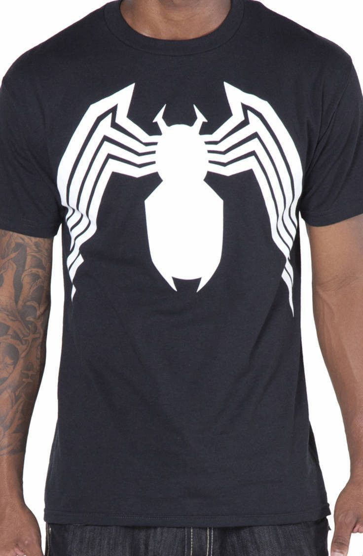Marvel Comics Venom T-Shirt: Marvel Comics Mens T-shirt