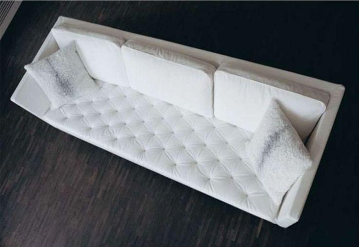scandinavian-designs-sofa - I LIKE HOW IT'S TUFFED ON BOTTOM CUSHION