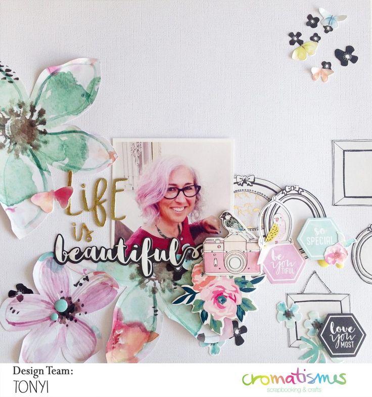 Layout Beautifuls By Tonyi