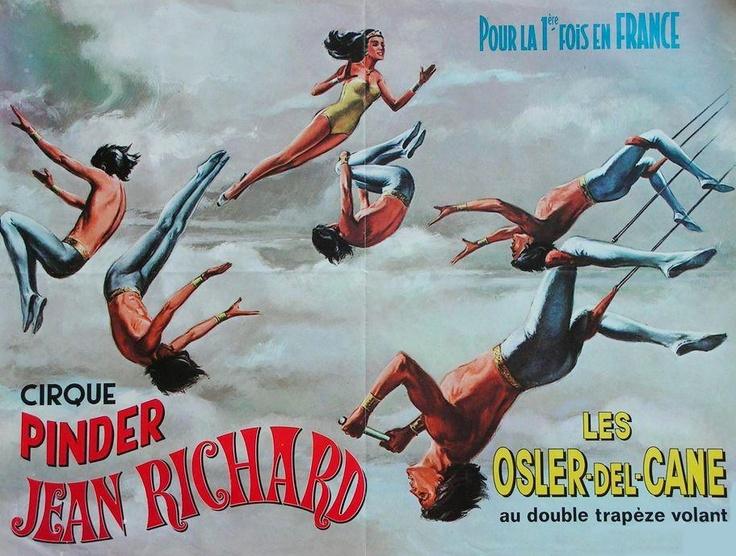 Cirque Pinder Jean Richard 01