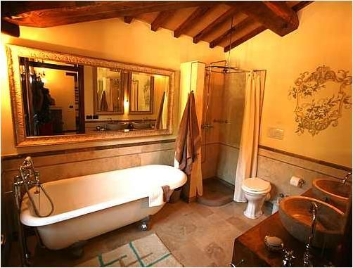 Tuscan Bathroom Design Ideas Tuscan