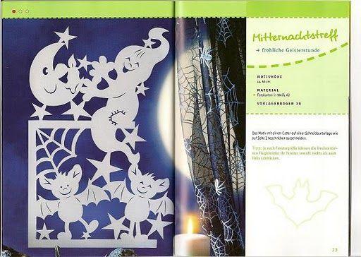 Fensterbilder herbstlich-filigran JESEŇ - jana rakovska - Picasa-Webalben