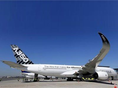 Safety approval for Airbus A350