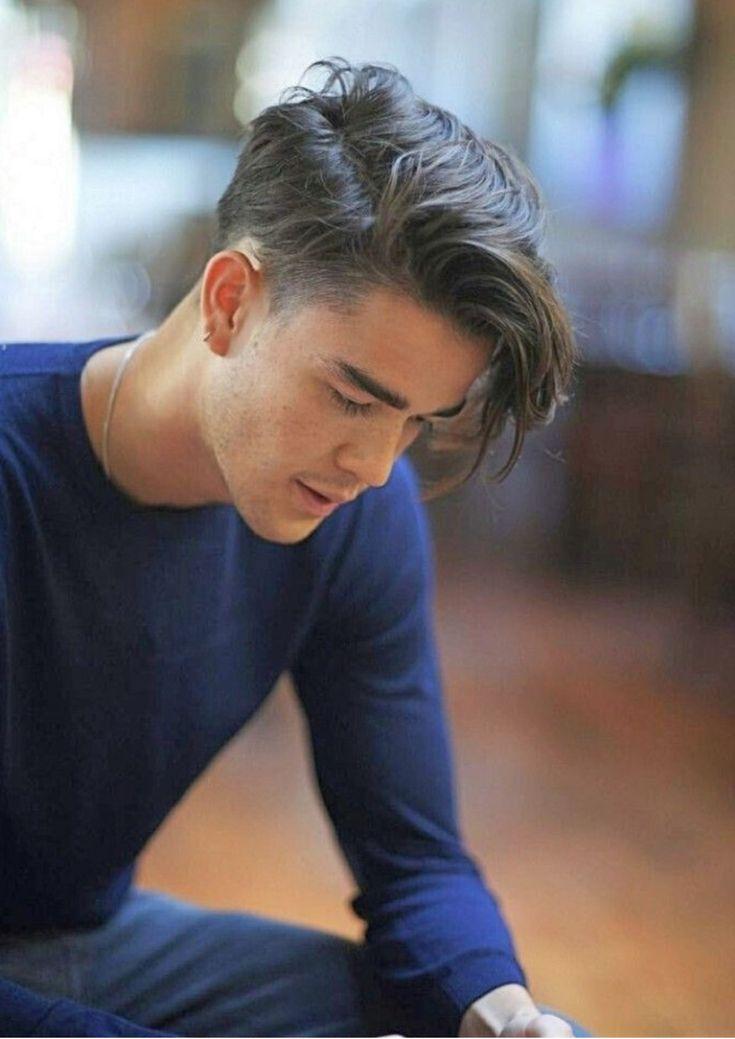 Swell 1000 Ideas About Men39S Medium Hairstyles On Pinterest Medium Short Hairstyles Gunalazisus