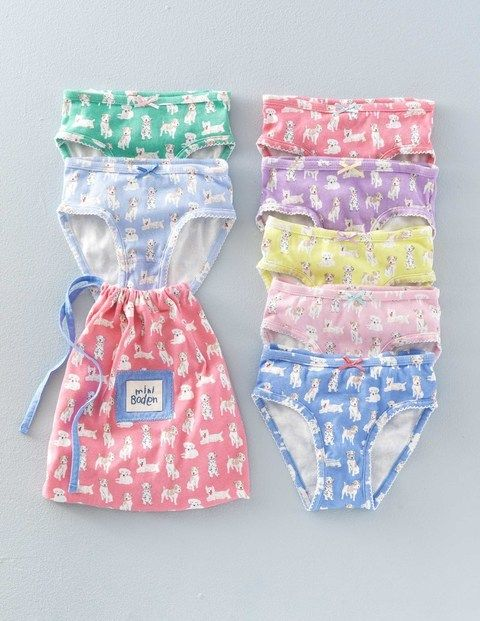 7 Pack Underwear 53042 Underwear at Boden