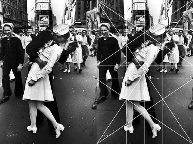 A study you should know:The Great Compositions of Photographer Alfred Eisenstaedt and what makes them great