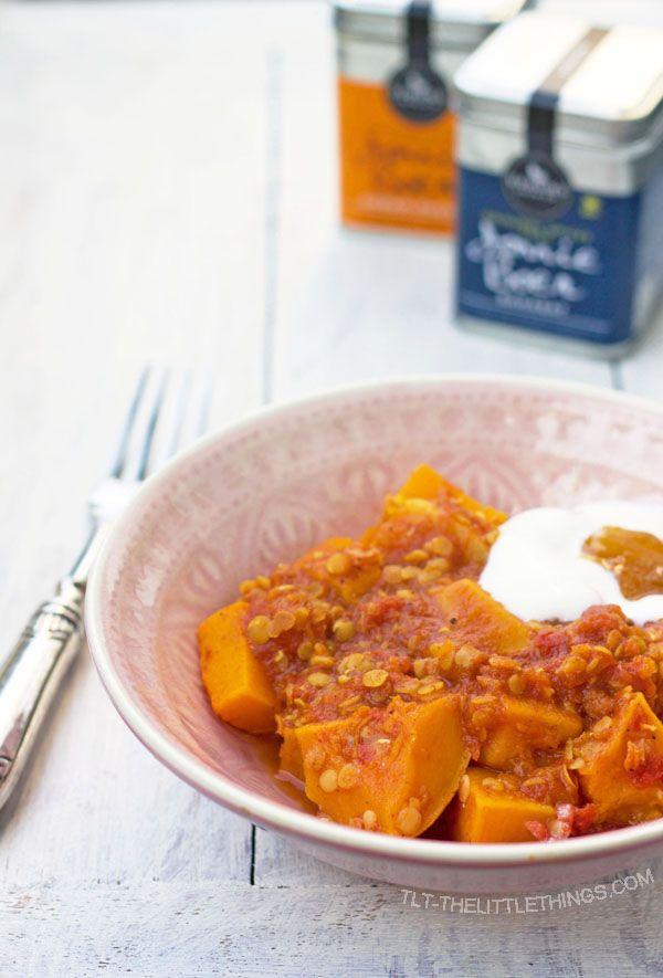 TLT - The Little Things | Curry met pompoen en linzen | http://tlt-thelittlethings.com/nl/