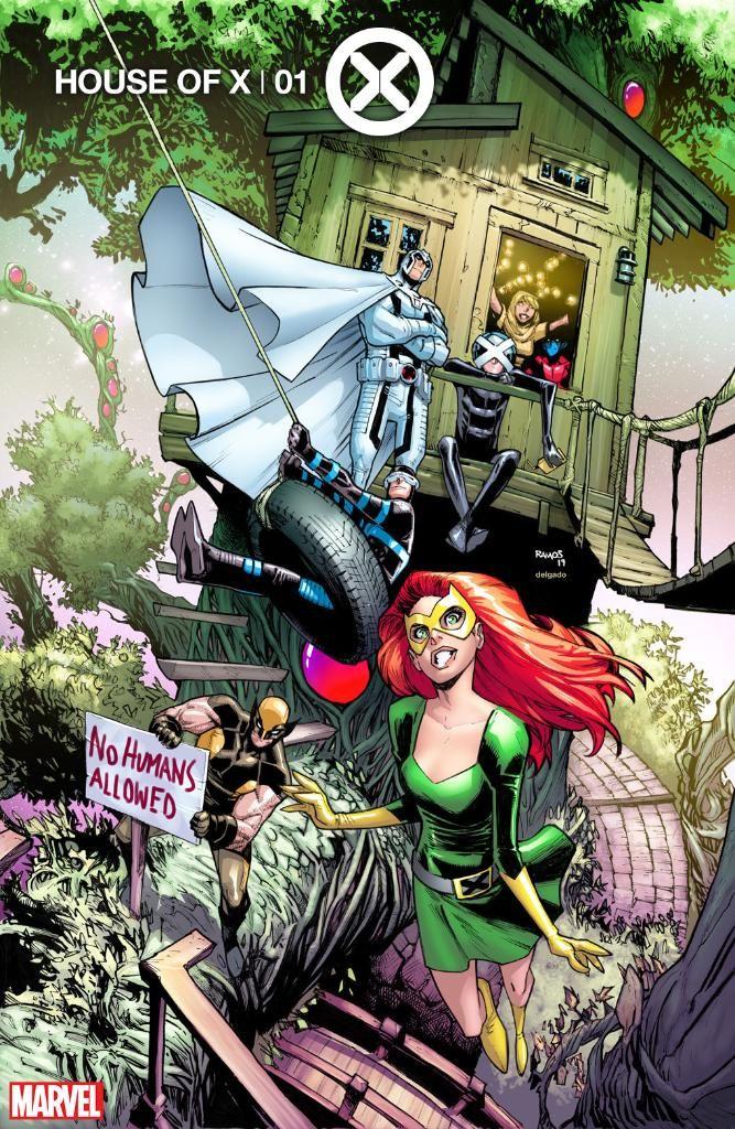 House Of X Art By Humberto Ramos Comic Book Genres Comics Marvel Comics Art