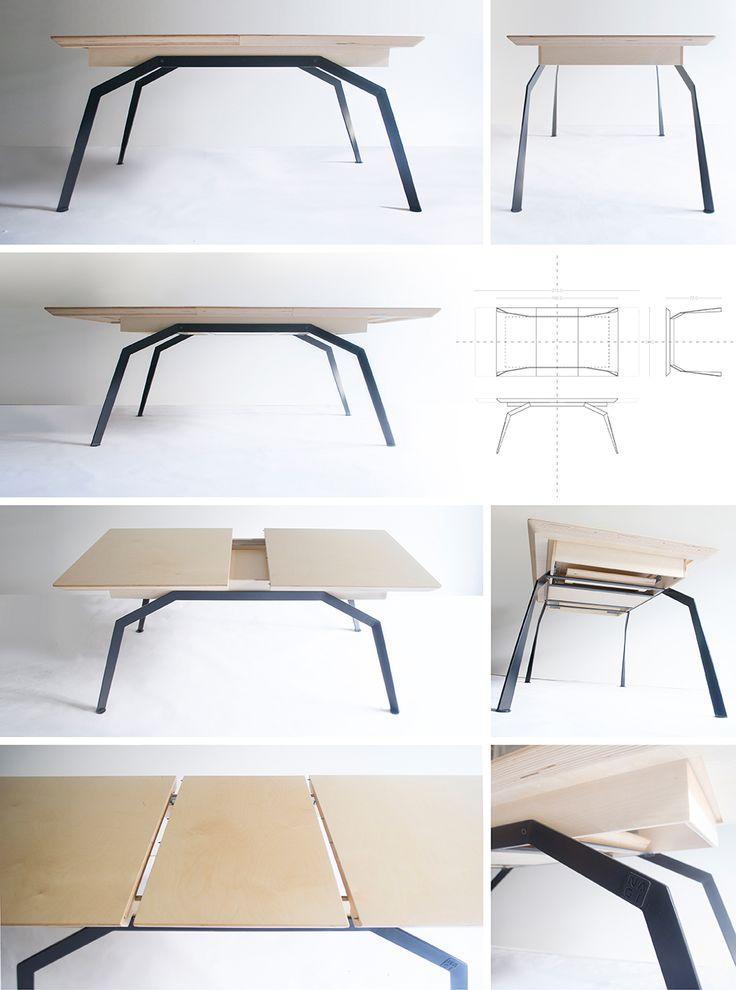 Dining Table NAGI N32 www.justnagi.com