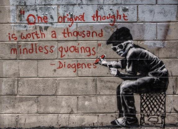 Street Art: Banksy