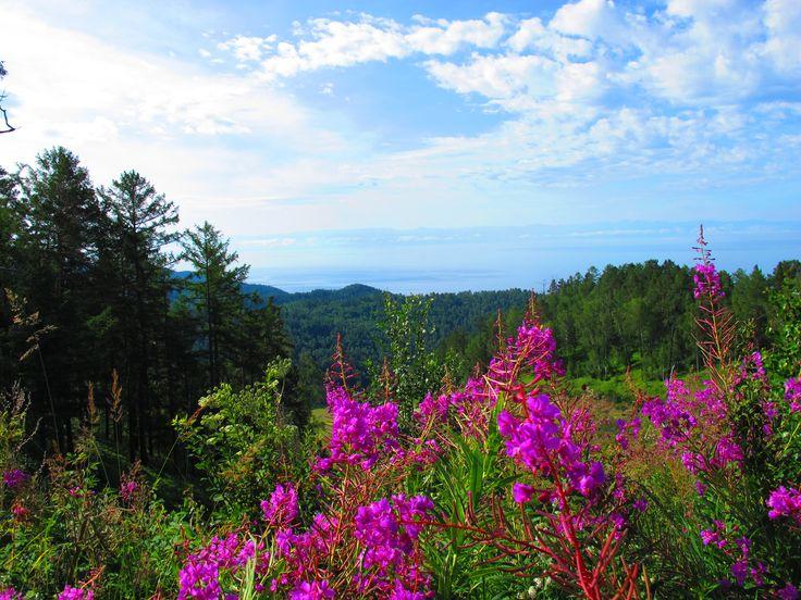 #Baikalmeer #Rusland #natuur