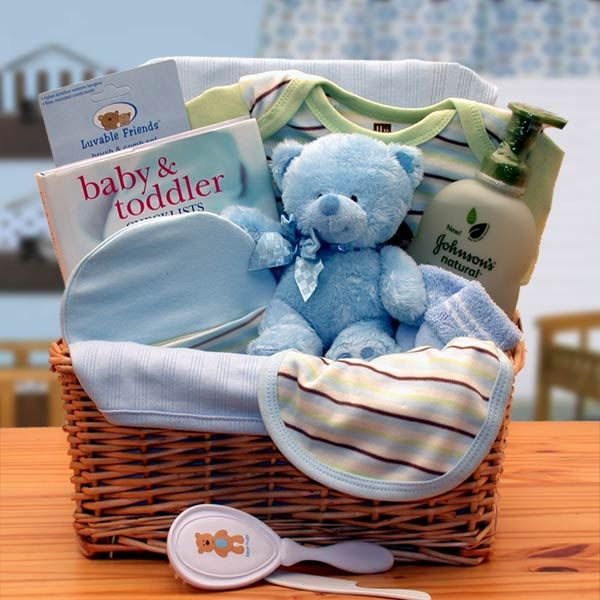 23 best Baby Gift Baskets images on Pinterest