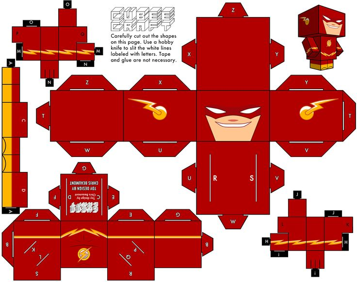 Flash Cubeecraft