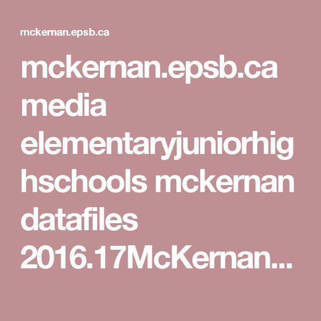 mckernan.epsb.ca media elementaryjuniorhighschools mckernan datafiles 2016.17McKernanStudentHandbook.pdf