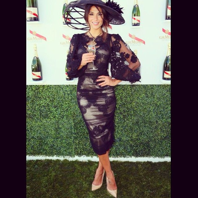 My best dressed at Derby Day 2013 | Pia Miller
