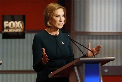 Atheists Are Absolutely Infuriated Over What Carly Fiorina Said About 'People of Faith'