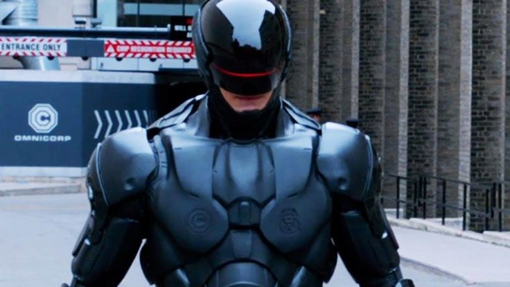 RoboCop Remake 2014 Trailer Wallpaper