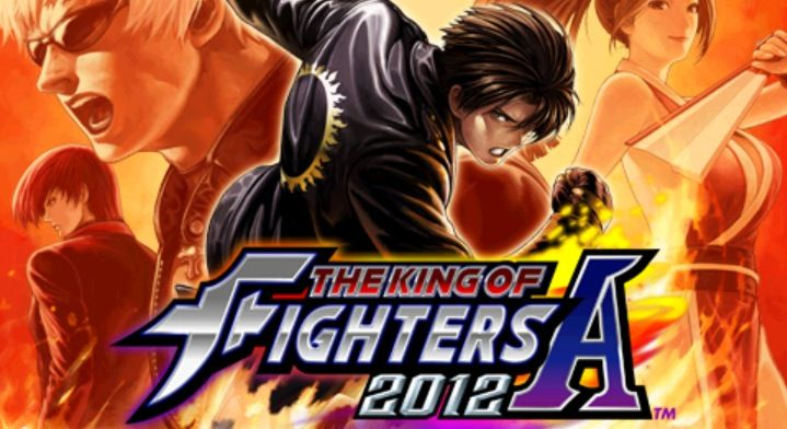 THE KING OF FIGHTERS-A 2012 v1.0.1 APK ~ Free Games and Application for Android