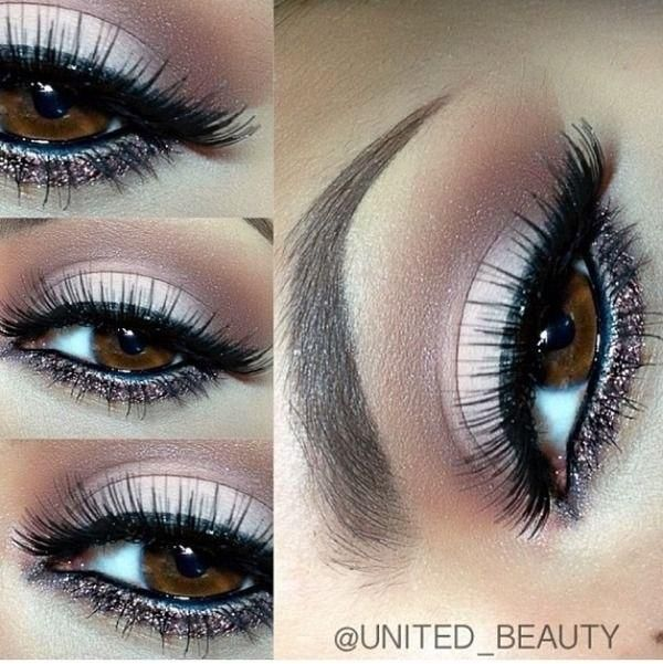 17 Best Images About Beautiful Eye Makeup On Pinterest Purple Eyeshadow Smoky Eye And Green Eyes