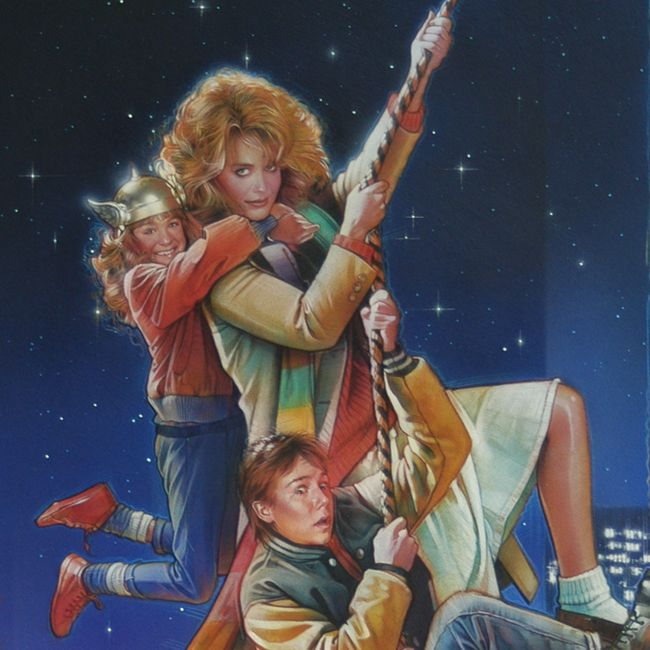 Drew Struzan - Did practically all the 80's movie covers.
