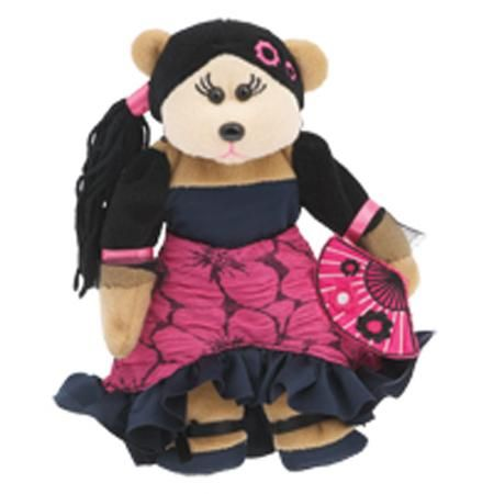Wish List - Skansen Beanie Kids ~ Catalina the Spanish Dancer 1