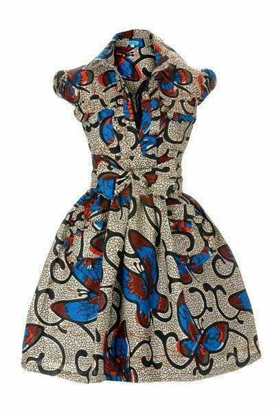 This elegant circle dress is for the woman who loves luxurious styles and is not afraid to make a statement. From its stunning fit to its flattering flow, everything about this look makes a style statement. The rich texture African wax print fabric provides a regal and elegant backdrop for a beautiful finish. She's perfect with heals for the office or dinner or switch it up and rock it with flats or sandals for a more dressy but casual look. Either way, you're sure to turn heads in th...