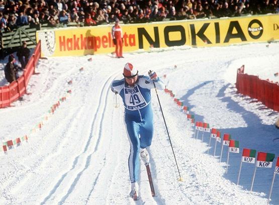 One of the brave souls, Juha Mieto